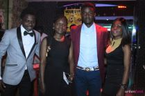 Adeck member, Rusaka, Mde President and Yavn